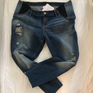 Isabel Maternity Jeans Sz 14